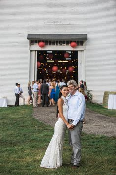 Wolfe's Neck Farm Wedding, www.themainetinker.com