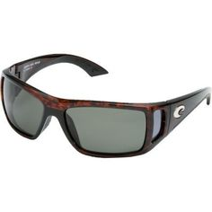 Costa Del Mar Bomba Sunglasses - Tortoise Frames - Gray - Glass Costa Del Mar. $214.95
