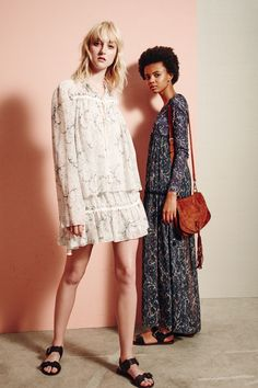 6857903f11e7 See by Chloé Spring 2016 Ready-to-Wear Fashion Show