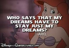 quotes from little mermaid