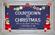 Elf on the Shelf Link Party. I'm gathering the best Elf on the Shelf ideas in the entire Blogosphere.