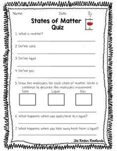 Math Worksheet : 1000 ideas about Properties Of Matter on Pinterest ...