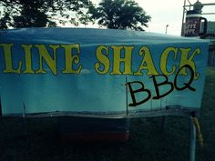 #1 The Line Shack