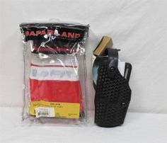 Safariland Glock 34 35 Holster Right Hand Basket Weave 6360-683-481