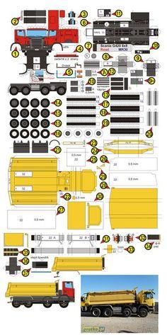 Scania R144 S1 - www.minimodel.cz - Minimodel.cz