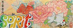 Gajin Fujita  Grafiti Art