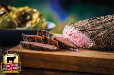 A flavorful, juicy roast doesn't have to come from your oven - if the weather cooperates, try grilling! Recipe for Grilled Tri-tip Roast with Santa Maria Rub, from the Certified Angus Beef ® brand Beef Kabob Recipes, Lamb Recipes, Roast Recipes, Steak Recipes, Grilling Recipes, Cooking Recipes, Dinner Recipes, Smoker Recipes, Oven Cooking