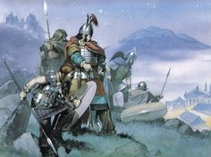 Celts by Angus McBride