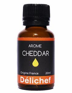 Arôme alimentaire de cheddar Délichef