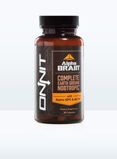 Alpha Brain is great! It combines over a dozen nootropics, vitamins, and amino acids into one great supplement. Perfect for experienced nootropic users and beginners alike. Amazing supplement!