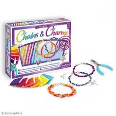 Kit bisutería - Chains & Charms - Fotografía n°2
