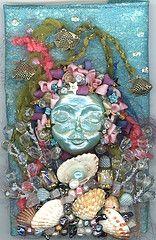 Ocean Goddess Pouch