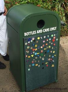 Pin Trash Can