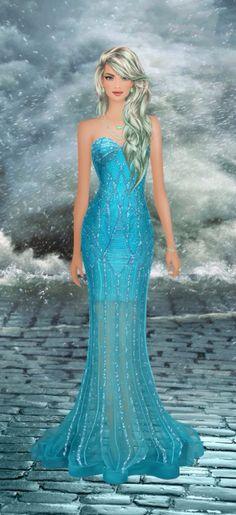 Goddess of the Tides