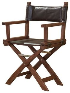 Coaster Directoru0027s Accent Chair In Coffee Color   Transitional   Task Chairs    Cymax