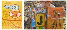 libro infantil abezzo, cuento sobre letras abecedario y poesía