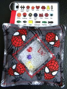 Your place to buy and sell all things handmade Spiderman Face, Challenge Games, I Spy, Busy Bags, Fun Challenges, Mini Me, Some Fun, Picture Show, Fun Activities