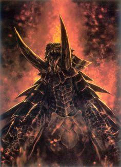 Un wyvern verdaderamente envuelto en misterio. Conocido por algunos como El Dios negro y por otros como El Tirano del fuego, este grande y brutal monstruo es llamado por el Gremio simplemente como Akantor.
