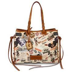 Disneyland 55th Anniversary Colette Bag by Dooney & Bourke ...the bag that never was