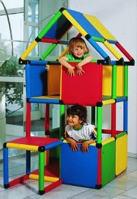 Great for student prototyping ---Wooden Playhouse Alternative | Self Assembly Outdoor Adventure Play Centres | Educational Play Equipment | Self Assembly Garden Play Centres