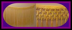 Macrame Knots, Belly Dance, Sewing, Bracelets, Gold, Accessories, Jewelry, Natural, Fashion