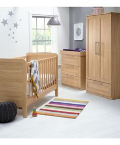 Rialto+ 3 Piece Set - Natural Oak - £599