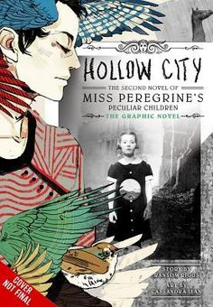 GENRE. Graphic Novel. Having escaped Miss Peregrine's island by the skin of their teeth, Jacob and his new friends must journey to London (circa 1940), the 'peculiar' capital of the world. Along the way, they encounter new allies, a menagerie of peculiar animals, and other unexpected surprises.