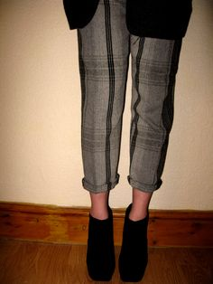 Trousers - Cheap Monday  Shoes - New Look