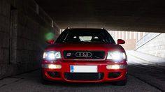 Deze Audi RS2 uit 1995 wordt te koop aangeboden in Finland via Classic Driver. De snelle stationcar is nieuw geleverd in Duitsland en altijd zeer goed onder