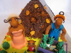 Cake ant-hill Торт Муравейник https://vk.com/svetkintort