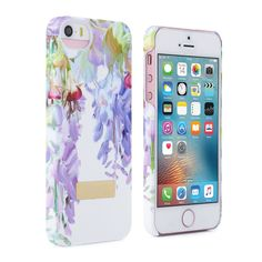 f186bce29ab2f4 OFFICIAL TED BAKER SS16 Back Case Cover for Apple iPhone 5   5S Hanging  Gardens