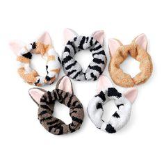 zakka collection [雑貨コレクション] 【初回お試し】なりきりにゃんこ 猫耳もふもふヘアターバン〈パート2〉の会 フェリシモ
