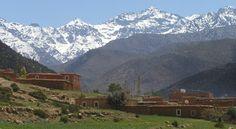 High Atlas Mountains Tour from Marrakesh