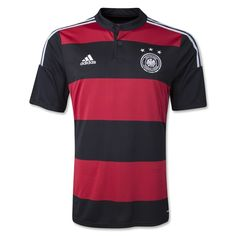 According to a press release from adidas: Supplier adidas today presented the new away jersey for the German national team in collaboration with the German football Association (DFB).