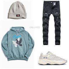 Boys Fashion Dress, Teen Boy Fashion, Tomboy Fashion, Men Fashion, Swag Outfits Men, Dope Outfits, Empire Cast, Yeezy Outfit, Streetwear Men