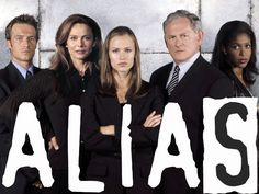 ALIAS ♥ Quite possibly the best TV show I've ever seen...Especially seasons 1 and 2.