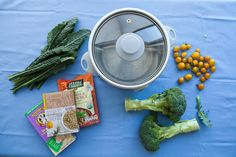 EATING WELL ON THE ROAD, PT 2: ONE-POT MEALS AND THE MAGIC OF THE RICE COOKER