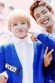 Woozi & Seokmin