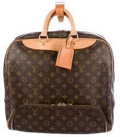 4ea7470ca82 Louis Vuitton Monogram Evasion Bag Louis Vuitton Belt, Louis Vuitton  Monogram, Stylish Man,
