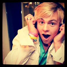 You don't like Ross Lynch? Sorry I can't hear you over how ADORABLE this picture is