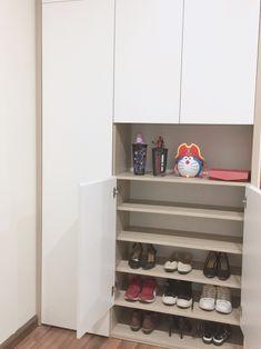 Home Interior Design, Shoe Rack, Shoe Racks, Interior Design