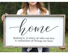Definition of Home S