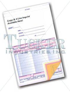 Special Parts Order  FormSpoDsa  Imprinted Has
