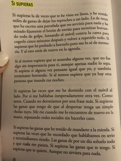 """""""Cuando abras el paracaídas"""" Some Quotes, New Quotes, Happy Quotes, Words Quotes, Inspirational Quotes, Motivational, Frases Love, Book Works, Love Songs Lyrics"""
