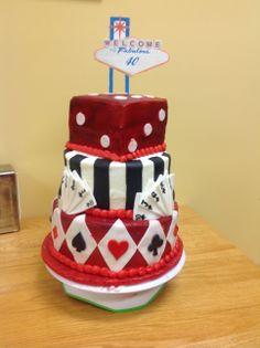 Vegas Cake From Saras Sweets Bakery Grand Rapids MI