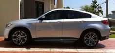 Silver BMW X6  My company gives these for all SVP in our company! My goal to have one this year! Ask how you can get one too! Call Elissa at 856-904-8842 for details!