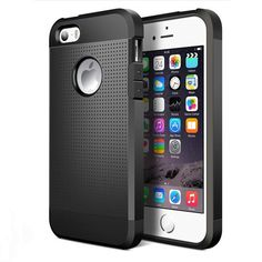 """Cool Neo Ultra Slim Hard armor Cover Case For iphone 6 6S 4.7""""/Plus 5 5S SE Hybrid TPU Rubber Shockproof for iphone 6 Phone Case"""