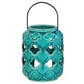 Found it at Wayfair - Ceramic Lantern
