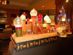 One of the most beloved Seattle holiday traditions (now in its year!) is the Gingerbread Village inside the lobby of the Sheraton Seattle. Each year, local architecture firms team up with the Sheraton Seattle culinary team to custom design,… Gingerbread Castle, Cool Gingerbread Houses, Gingerbread Decorations, Seattle Winter, Moving To Seattle, Seattle Travel, Chef Work, Downtown Seattle, Holiday Time