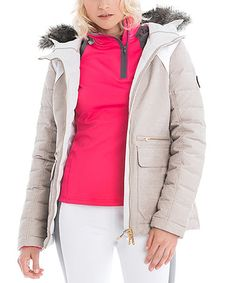 Another great find on #zulily! Cinder Shine Jacket #zulilyfinds